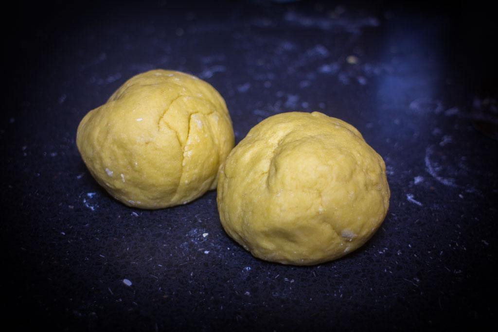 Kako pripremiti svježu tjesteninu (tagliatelle) - slaganje porcija