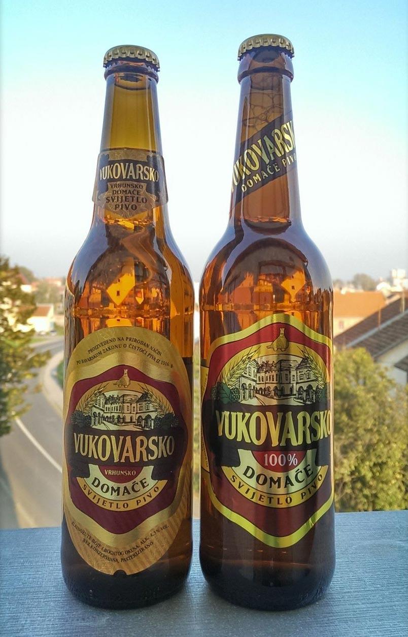 Vukovarsko pivo - pivo godine