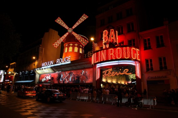 Moulin Rouge u Parizu