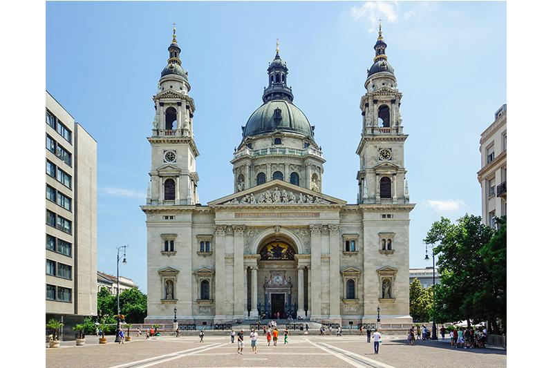 Bazilika Svetog Stjepana u Budimpešti