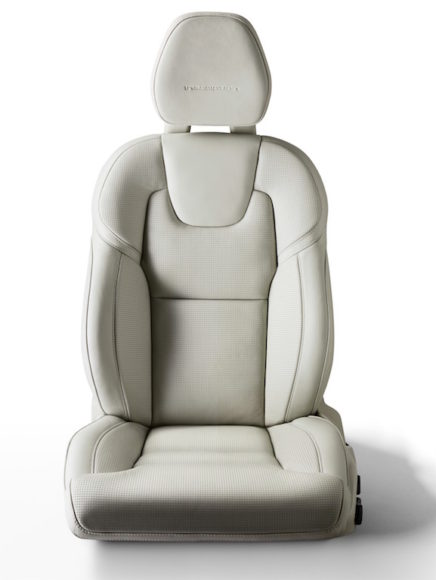 Detail Front Seat Volvo S90/V90
