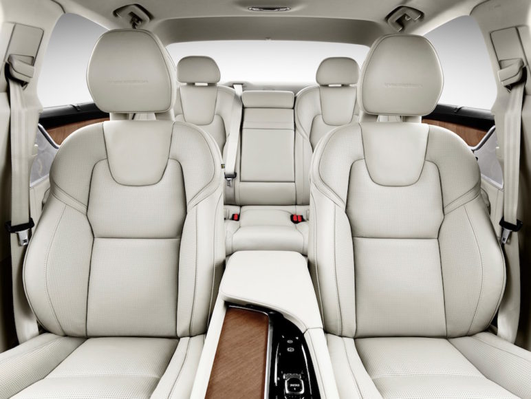 Interior All Seats Volvo S90