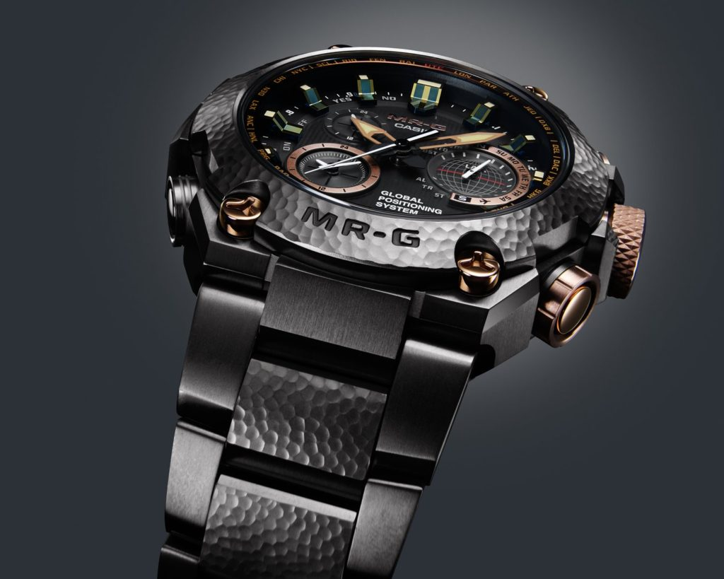 Casio G-Shock MR-G Hammer Tone