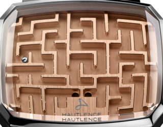 Hautlence Playground Labyrinth will waste your time