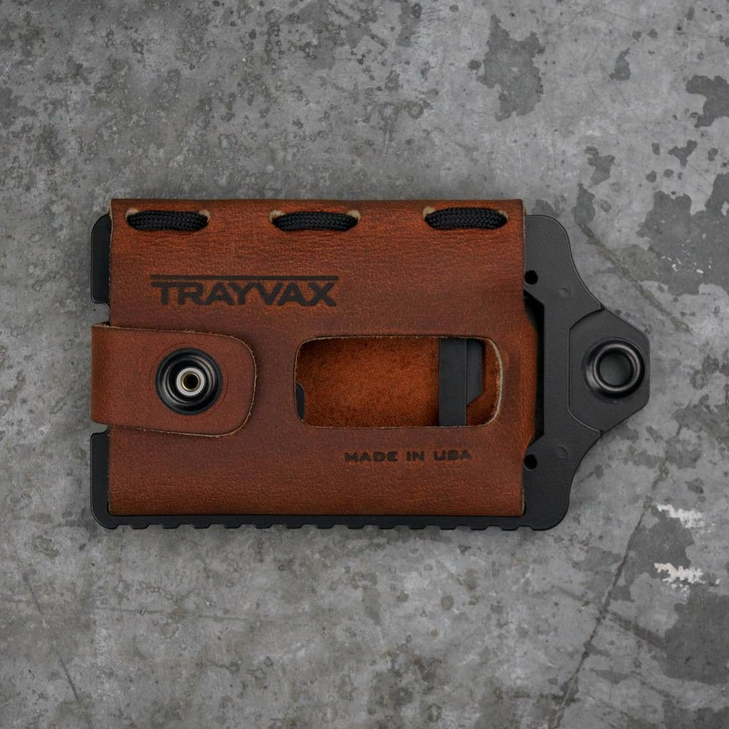 Trayvax Element je novčanik koji će i mamine maze pretvoriti u elementarne muškarčine