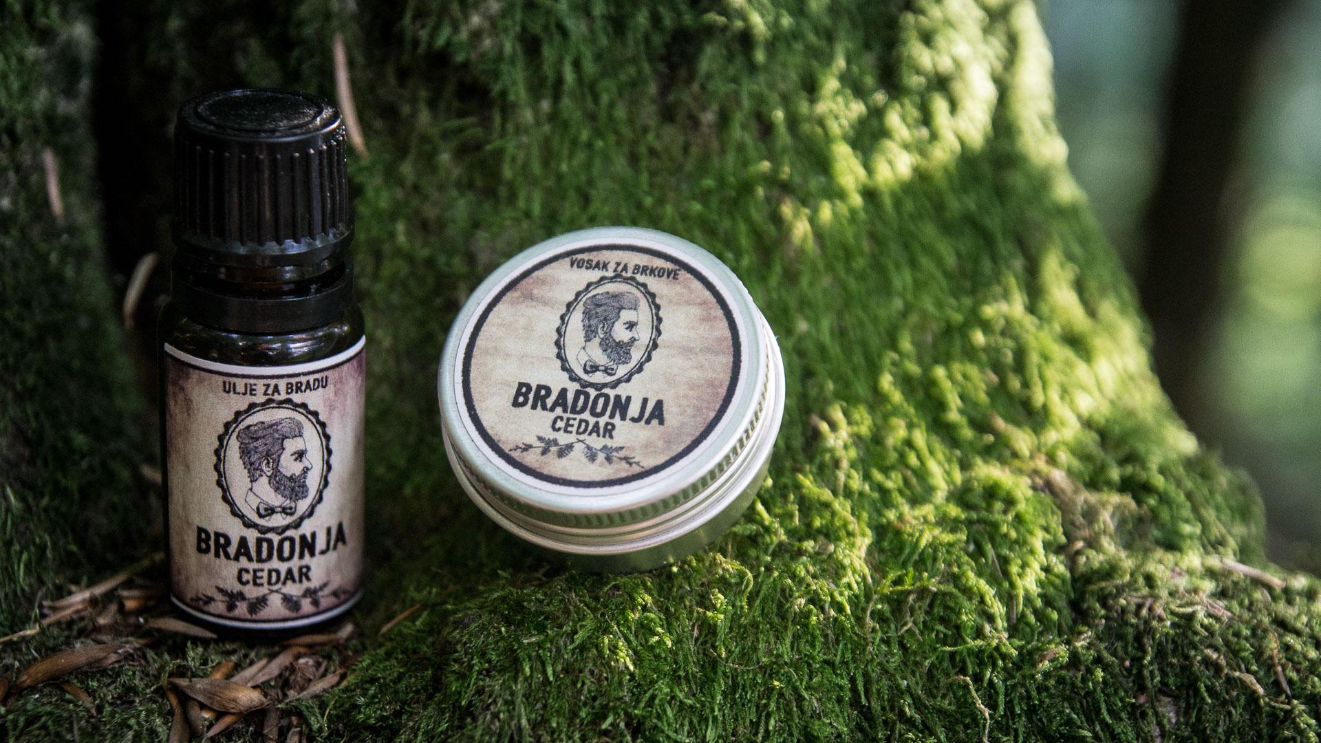 BRADONJA Hrvatski brend proizvoda za njegu brade koji morate zavoljeti