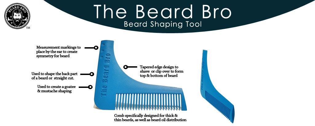 češalj za bradu
