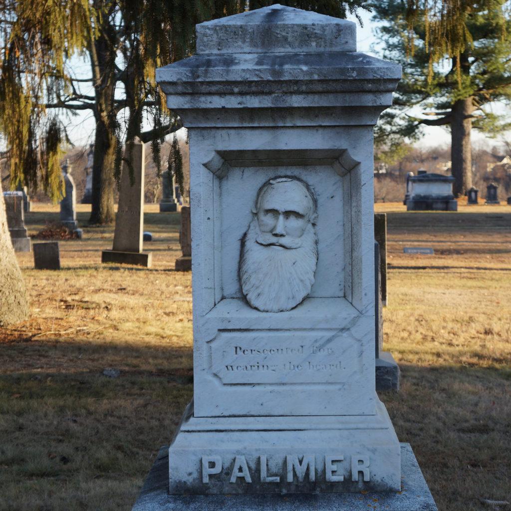 JOSEPH PALMER Čovjek koji je završio u zatvoru jer je nosio bradu kada ona nije bila u modi