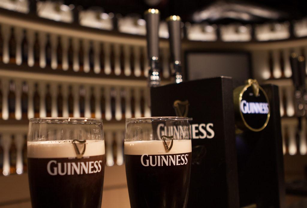 Na dan Svetog Patrika koji nema je tu za nekoliko dana, diljem svijeta se popije više od 13 milijuna pinti Guinness pive.
