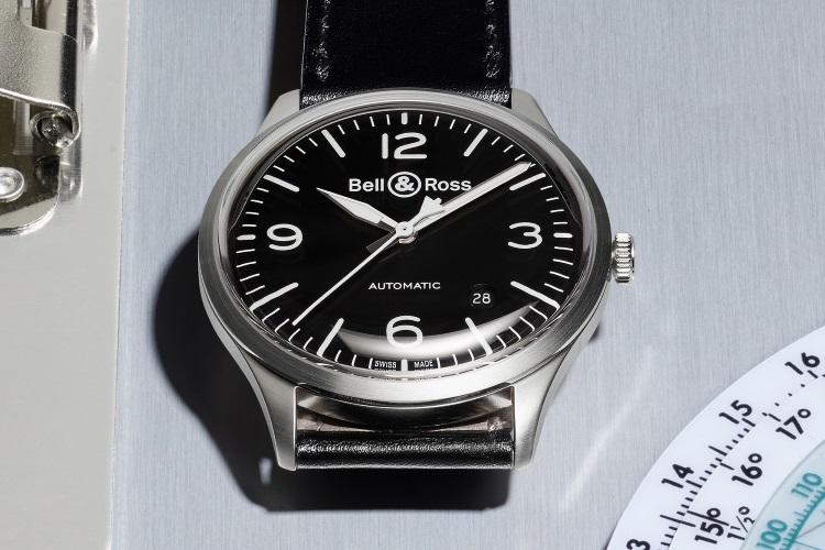 Bell & Ross BR V1-92 Black Steel