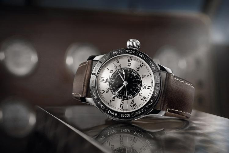Longines Lindbergh Hour Angle Watch 90th Anniversary