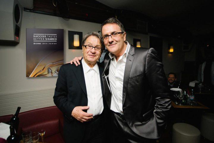 Miroslav Ćiro Blažević i Tarik Filipović