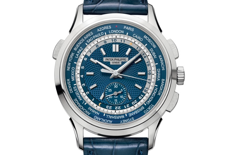 Patek Philippe's World Time Chronograph