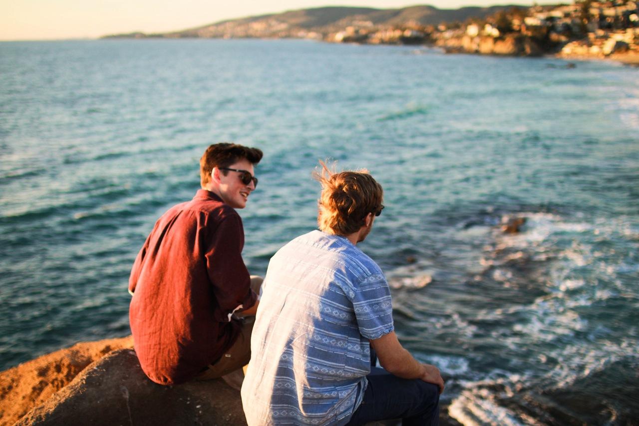 Što znati o druženju s muškarcem s muškarca