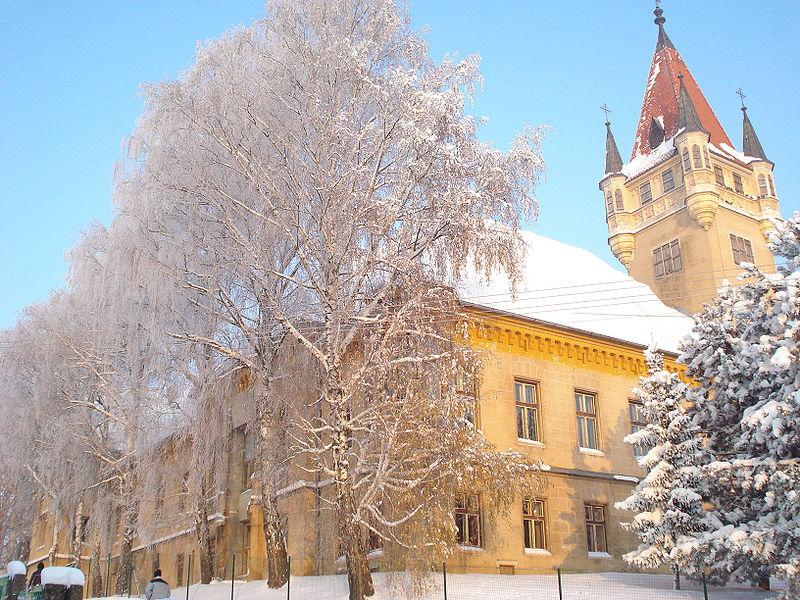 Dvorca Feštetić, Pribislavec kraj Čakovca