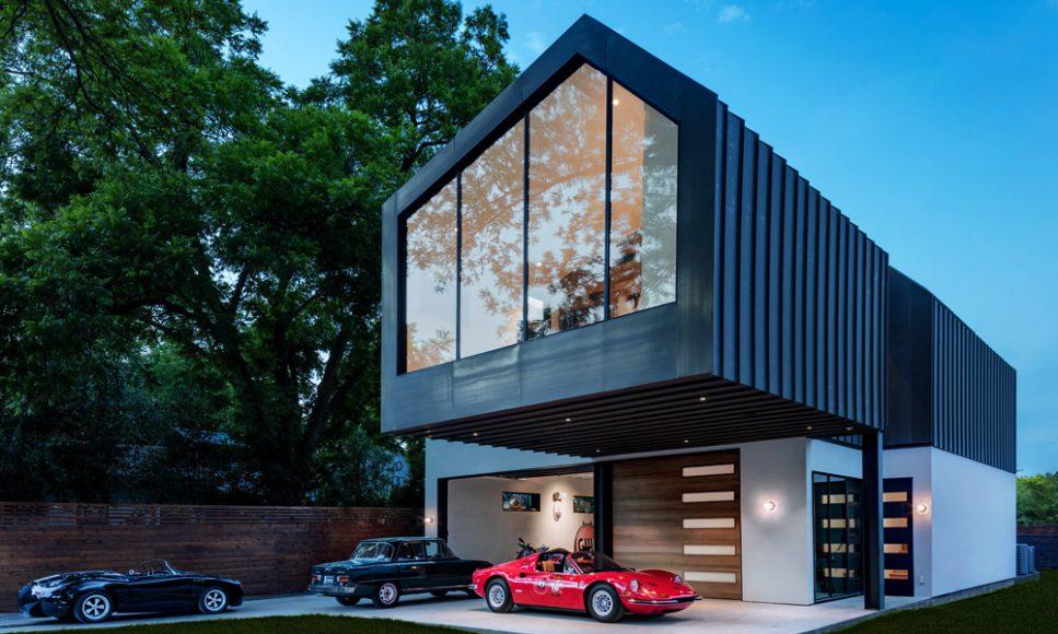 Autohaus-Garage-Home