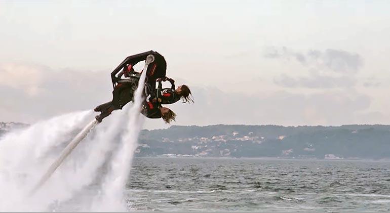 ZAPATA FLYRIDE Ludi jet ski